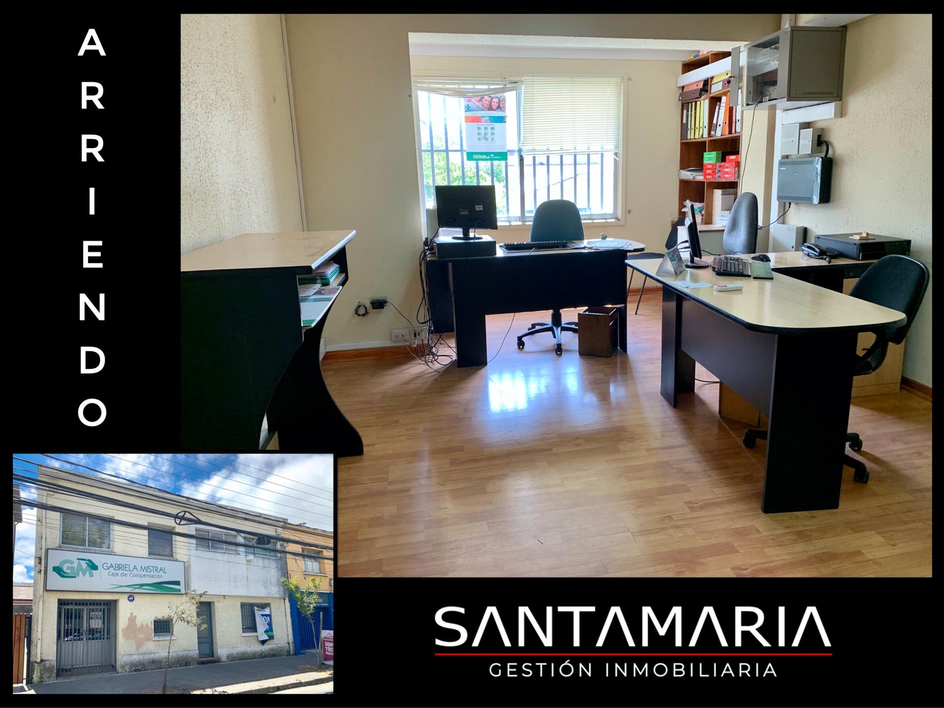 ARRIENDO oficina Concepción Centro